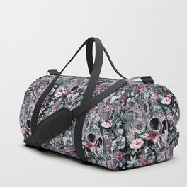 Skull Forest Duffle Bag