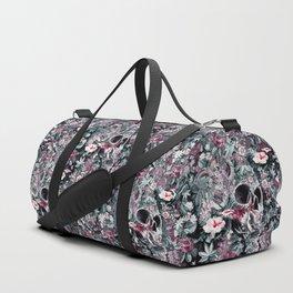 Skull Forest Duffle Bag