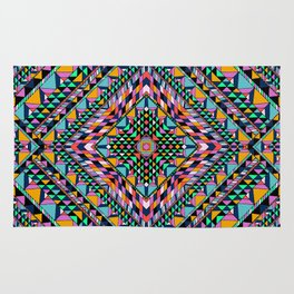 Triangle Takeover Rug