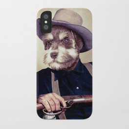 Wayne Dog iPhone Case