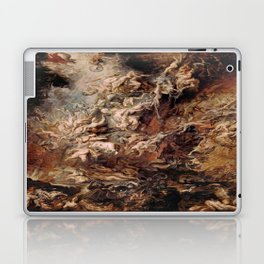 Peter Paul Rubens's The Fall of the Damned Laptop & iPad Skin