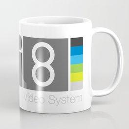 Hi8 Retro Logo Coffee Mug