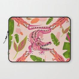 Crocodile love 2 Laptop Sleeve