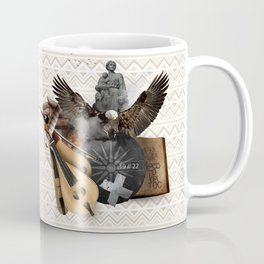19 // 22 (Totem of the Eagle) Coffee Mug