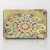 golden iPad Cases featuring Golden by Maggie Green