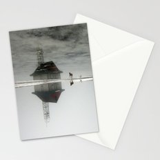 Dogs & Fog Stationery Cards