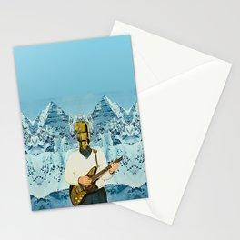 Gemstone head I Stationery Cards