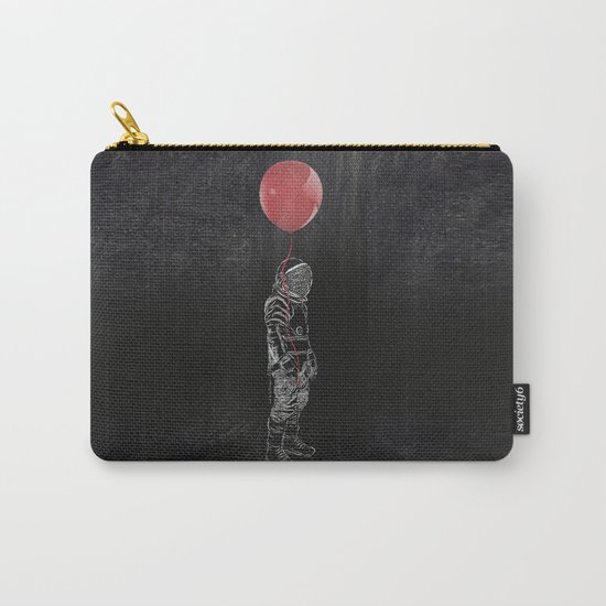 Balloon Astronaut Carry-All Pouch
