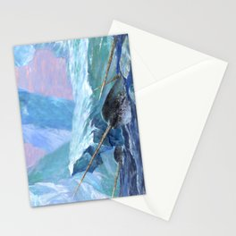 Narwhals at Play Stationery Cards