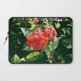 Ruby Lantana Camara Laptop Sleeve