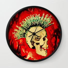 MENTAL HEALTH - 025 Wall Clock