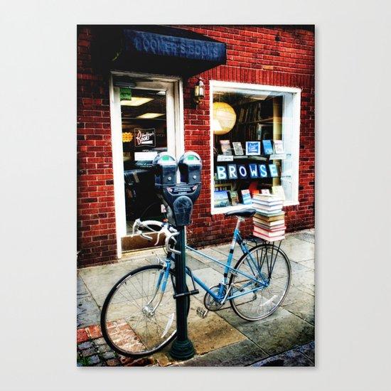 Browse Canvas Print