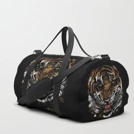 Tiger Face (Signature Design) Duffle Bag