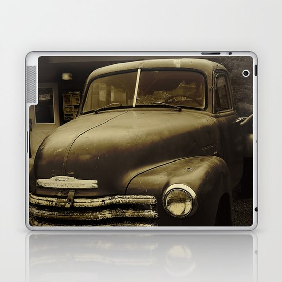 Souls Like the Wheels Laptop & iPad Skin