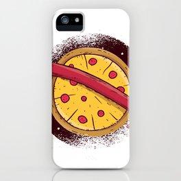 Pizza Planet universe iPhone Case