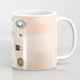 Japanese Food Coffee Mug
