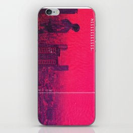 Lonely City iPhone Skin