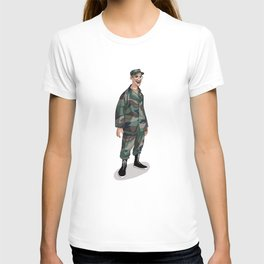 I'm going to Army T-shirt