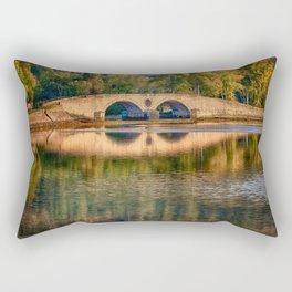 Aray Bridge - Inveraray, Scotland Rectangular Pillow