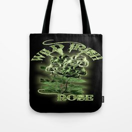 WILD IRISH ROSE 2.0 Tote Bag
