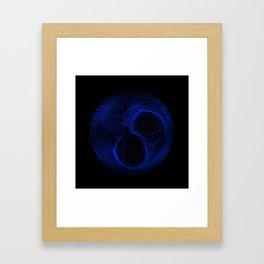 Terra – 6 Framed Art Print