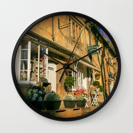 Sunny Chipping Campden Wall Clock