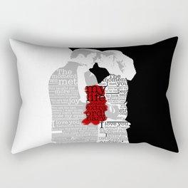 Yin Needs Yang Rectangular Pillow