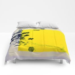 grayellow_mood Comforters
