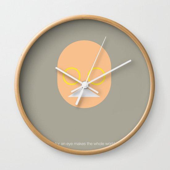 FC - Gandhi Wall Clock