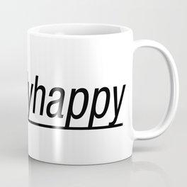 Actually Happy II Coffee Mug