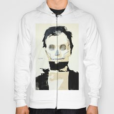 Abraham Lincoln (skull) Hoody
