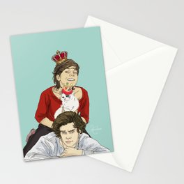 """"""" Hierarchy """" Stationery Cards"""