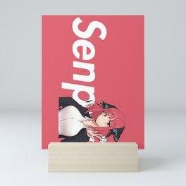 Senpai - Hayasaka nino Mini Art Print
