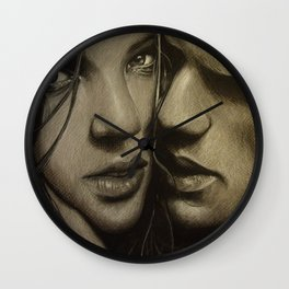 Crushed (VIDEO IN DESCRIPTION!) Wall Clock