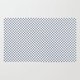 Stonewash Polka Dots Rug