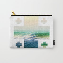 Count Your Blessings Carry-All Pouch