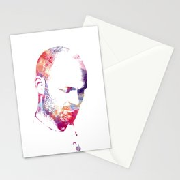 Downie Watercolour Portrait Stationery Cards