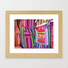 TULUM MEXICO Framed Art Print