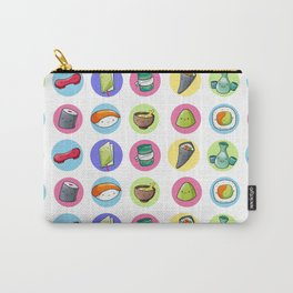 SUSHI TIME Carry-All Pouch