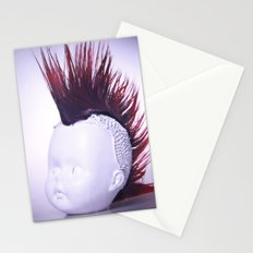 Rebelious Young Person Stationery Cards