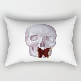Butterfly Kiss Rectangular Pillow