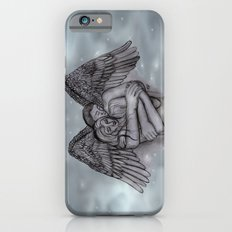 Eros , Amor - Angel and Woman in Love iPhone 6s Slim Case