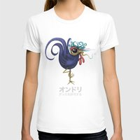 rooster T-shirts featuring Rooster by Daniel Olguin