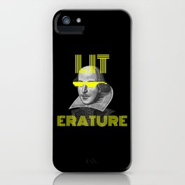 Willy so LIT! iPhone Case