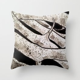 Thorns in Detail Throw Pillow