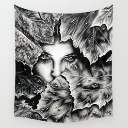 Veiled Shadow Wall Tapestry