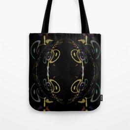 Manifold Mandala Grotesque #1 Tote Bag