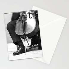 The Cellist Stationery Cards