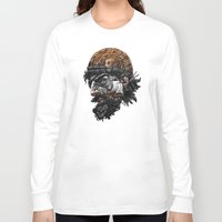 pirate Long Sleeve T-shirts featuring Pirate by Kiptoe