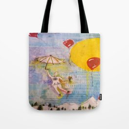 Imagination Fly away Tote Bag